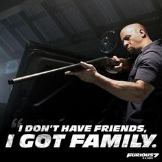 Furious 7: by far the best of the series!