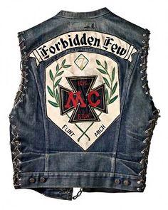 Accidental Mysteries, Motorcycle Club Cuts as American Folk Art: Design Observer Motorcycle Vest, Biker Vest, Motorcycle Clubs, Baggers, Ford Gt, Audi Tt, Denim Cutoffs, Jeans, Volvo