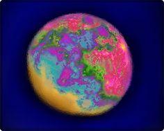 Farebný mesiac
