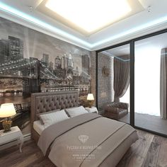 Дизайн детской комнаты для мальчика 10 лет. Квартира в ЖК «Сколково Парк»  http://www.line-mg.ru/dizayn-kvartiry-zhiloy-kompleks-skolkovo-park
