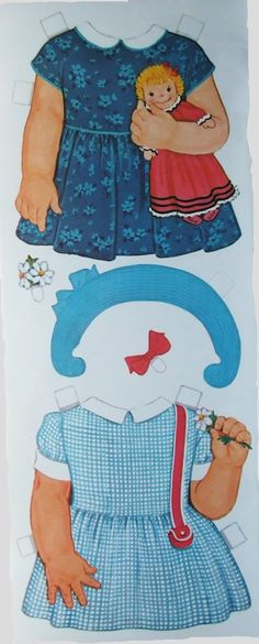 Paper Dolls~Schoolgirl Doll - Bonnie Jones - Picasa Webalbum
