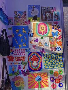 Indie Bedroom, Indie Room Decor, Cute Bedroom Decor, Room Ideas Bedroom, Arte Indie, Indie Art, Chambre Indie, Indie Drawings, Hippy Room