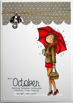 Thoroughly Modern Miss - October