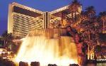 Mirage Volcano Eruption Las Vegas