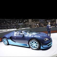 Bugatti - favorite car