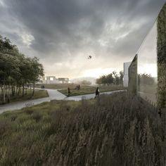 Housing Estate Proposal / Mikolai Adamus & Igor Brozyna,park