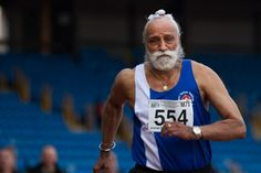 Talk about exercise motivation. These champs remind us that age is clearly just a number.