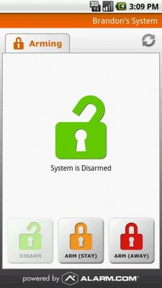 Arm and disarm your alarm panel from you phone or device. Anytime, anywhere. www.callteks.com
