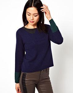 Vero Moda Color Block Sweater