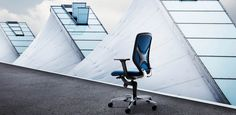 Ergonomic office chair IN -  task chair with Trimension