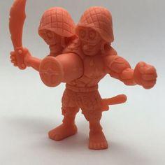 怪奇ゾンビ(柿色) 1960s Toys, Mini Monster, Man Band, Vinyl Toys, Action Figures, Dinosaur Stuffed Animal, Muscle, Manga, Superhero