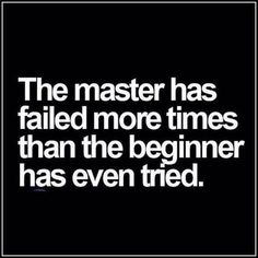 The master has failed more times than the beginner has even tried. | Rhodes Wing Chun Kung Fu | http://rhodeswingchunkungfu.weebly.com | rhodes.wing.chun@gmail.com
