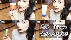 BEST DRUGSTORE FACE SKINCARE UNDER £15 / $15 | REVIEW