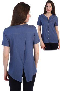 Увеличить - Рубашка Лофт