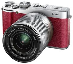 Announcement: Fujifilm X-A1 mirrorless camera, Fujinon XC 50-230mm f/4.5-6.7 OIS lens