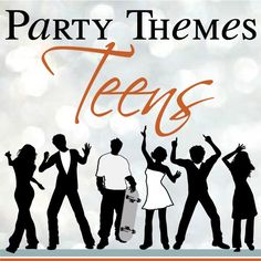 Browse my list of free adult party themes and ideas for your next birthday or adult theme party