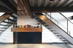 Seattle-based practice SHED Architecture & Design recently completed a custom crafted urban remodel of a 1,702-square-foot Capitol Hill loft.