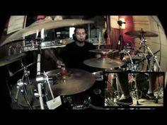 ROMÃO NETO - CRUELTY (Korzus)  -Live at Basic Tapes Studio #basictapes #drumcover