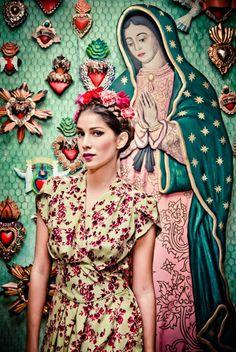 Lena Hoschek – Viva México, amigos! » Coultique