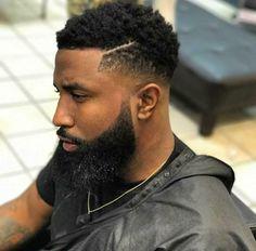 Finding The Best Short Haircuts For Men Black Man Haircut Fade, Black Hair Cuts, Black Boys Haircuts, Trendy Mens Haircuts, Black Men Hairstyles, Short Hair Cuts, Beard Haircut, Fade Haircut, Hair And Beard Styles