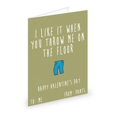It's kind of pathetic, but this is the highlight of a single persons Valentine's Day. ;)