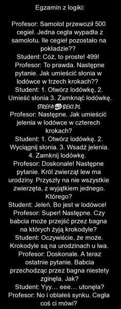 classfull.pl - Egzamin z logiki :D