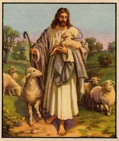 plockhorst | The Good Shepherd (Unknown Artist)