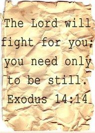 Ex. 14:14