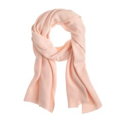 Collection cashmere ribbed scarf : Valentine's Day Shop | J.Crew