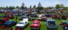 A classic Redding weekend, Kool April Nites, every April. More classic cars than you can imagine.