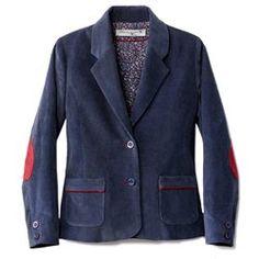 Stretch Cotton Corduroy Jacket, Lined Veste Bleu, La Redoute, Vêtements  Femmes, Enfant caedb236af3