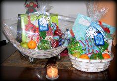 creative gift basket ideas for women - Google Search