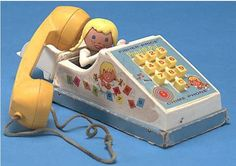 Fisher Price Pop Up Pals Chime Phone