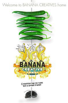 Welcome to Banana Creatives World