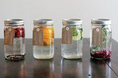 Homemade Vodka Infusions...http://homestead-and-survival.com/homemade-vodka-infusions/