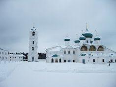 Alexander-Svirsky Monastery