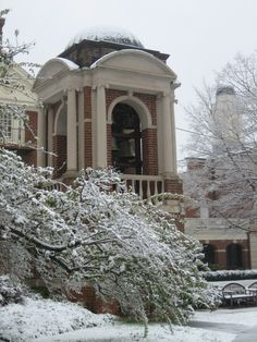 Bell Tower, Sweet Briar College, Virginia.  One of my favorite places on earth.