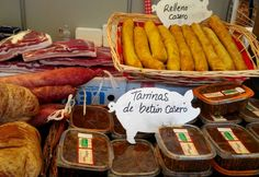 Embutidos de #Jaén / Sausages from Jaén