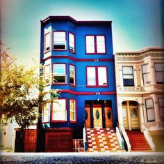 Just the Gritty: Mission District Architecture  by kate shay    http://sf.untappedcities.com/2012/07/06/just-the-gritty-mission-district-architecture/