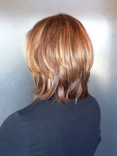 long bob haircut