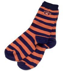 Socks Rugby Stripes Au   Auburn University Bookstore