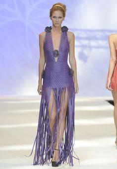 Desfile colección EUMENIDES SS 2014 Summer Collection, Spring Summer, Couture, Dresses, Fashion, Vestidos, Moda, Fashion Styles, The Dress