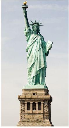 La estatua de la libertad                                                                                                                                                                                 Más