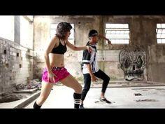 Gangsta | Kehlani | Coreografía por Vale Merino #placedancers - YouTube
