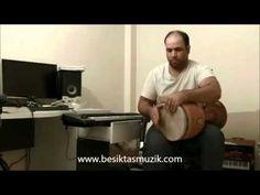 Tombak (Tonbak,Tombek) Desi/Lesson 3,www.besiktasmuzik.com, +90 212 2270076