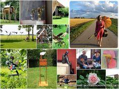Vrijdag 10.00 uur gaan we los #WWR tuinen en kunst #gratis Kom en rijg de tuinen aan elkaar! www.westerwolderijgt.nl
