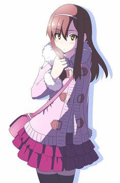 11 Gambar Aoyama Nanami Terbaik Animasi Gadis Manga Manga