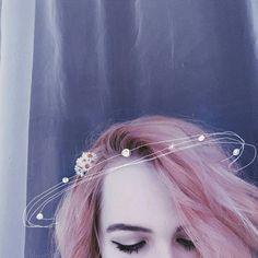 dexfiles:  my new hair makes me feel like a fairy