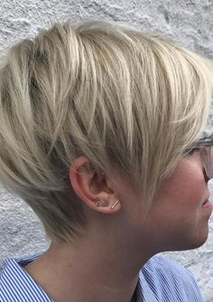 Latest Short Hairstyles With Fine Hair Latest Short Hairstyles . - Latest short hairstyles with fine hair Latest short hairstyles with fine h - Pixie Haircut For Thick Hair, Latest Short Hairstyles, Short Hairstyles For Thick Hair, Short Pixie Haircuts, Short Hair Cuts, Short Hair Styles, Easy Hairstyles, Gorgeous Hairstyles, Short Fine Hair
