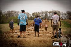 The race continues - finish #SpartanStrong!  #Teamwork #Dedication #motivation